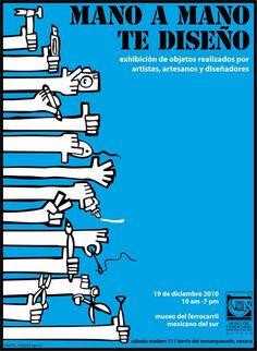 Feria Mano a Mano: Galería de Carteles