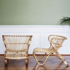 The Fox Chair designed by Viggo Boesen