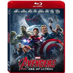This sequel to the smash-hit comic-book epic THE AVENGERS finds the iconic superhero team dealing with a threat of their own making: a sentient robot called Ultron (voice of James Spader), who was originally designed as part of a peacekeeping program. ... http://www.overstock.com/10330184/product.html?CID=245307