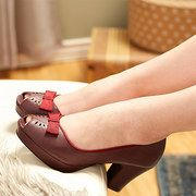 Take a look at the Tiptoe in Retro event on #zulily today! These shoes are timeless. Get rid of those back breakers and be stylish and comfortable at a reasonable price. So many styles and colours. So many heels of choice. These definitely are feminine and have got me hooked Louise K