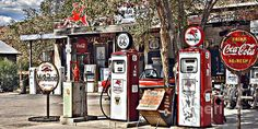 Hackberry on 66 - photograph by Lee Craig. Fine art prints and posters for sale.  #leecraig #fineartphotography #route66
