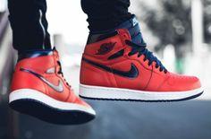 http://SneakersCartel.com An On-Feet Look At The Air Jordan 1 High OG David…