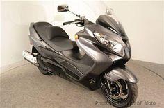 2012 Suzuki Burgman 400 Scooter | Bay Area | San Francisco, California | #ScooterLove #SF_Moto #VespaLove #sfmoto #vespa