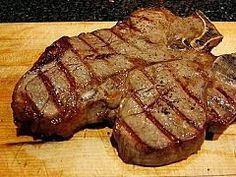 How To Broil a Steak in the Oven. I have to repin because I always forget the times. But this works awesome :)