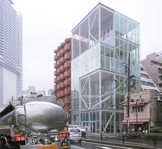 SHIBAURA HOUSE BY KAZUYO SEJIMA