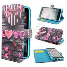Funda divertida diseño Amor para Nexus 5 - Esta  Funda divertida diseño Amor para Nexus 5 funda está diseñada para usar su móvil el uso diario y así mantiene seguro su móvil como el primer día. Formato tarjetero y funcion soporte