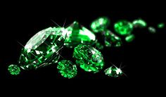 #DidYouKnow emeralds are the official birthstone for the month of May. Emeralds are a symbol of rebirth.