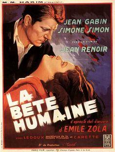 La bête humaine (1938) Director: Jean Renoir