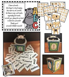 going on a variety of field tr. Zoo Animal Activities, Daily 5 Activities, Word Work Activities, Travel Activities, Upper And Lowercase Letters, Letters And Numbers, Name Tag For School, Kleenex Box, Compound Words