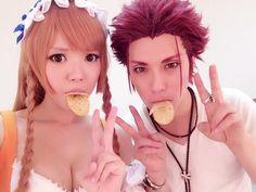 Mirai Suenaga cosplay taken by ying_tze