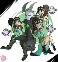 1 Androxus 3 Ying by Pro-Vaif
