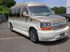2013 2WD Chevrolet Express Explorer Luxury Conversion Van Demo
