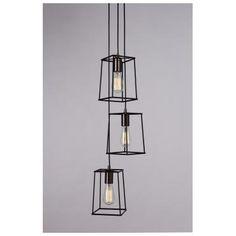 Pablo pendel taklampe Sort Middels | Lampehuset