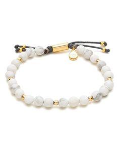 Gorjana Power Beaded Bracelet