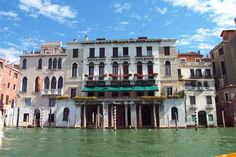 Grand Canal - Venice, Italy   Palazzo Remer