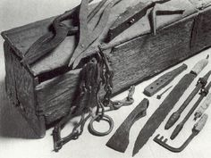 Look Inside a Viking Tool Chest