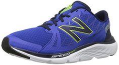 promo code a6a48 54cfa New Balance Men s M690V4 Running Shoe, Grey Orange, 8 4E US