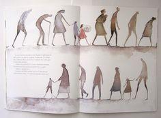 "Janice Nadeau - illustration from ""Nul poisson oùaller"""