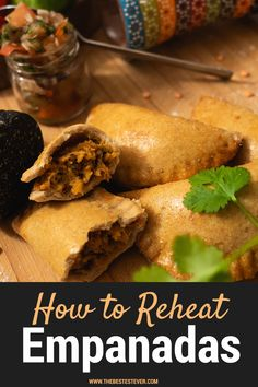 Want to know how to reheat empanadas? This short guide will show you the best ways to go about warming up this popular food. #empanadas #reheatfood #empanada Popular Food, Popular Recipes, Chipotle Bowl, Microwave Heating, Baking Sheet, Empanadas, Fries, Sweet Treats, Oven