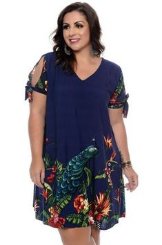Vestido Plus Size Sheile Plus Size Summer Outfit, Plus Size Summer Dresses, Plus Size Fashion For Women, Plus Size Womens Clothing, Clothes For Women, African Fashion Dresses, African Dress, Fashion Outfits, Fashion Vestidos