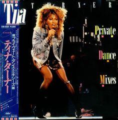 Tina Turner Private Dancer album