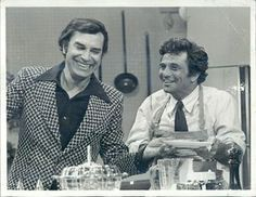 Columbo, I just loved Peter Falk & was sad at his passing
