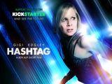 https://www.kickstarter.com/projects/runicfilms/hashtag-short-film  Hashtag- a short film by Ben Alpi and starring Gigi Edgley
