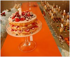 festa infantil de 1 ano bolo de aniversário