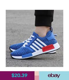 online store 97e6b 437f9 Athletic Men s Summer Fashion Breathable Casual Sneakers Running Outdoor  Sports Shoes  ebay  Fashion