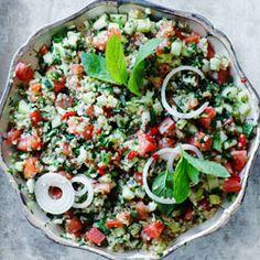 """""""Tabbouleh"""" z komosą ryżową (quinoą) i chili"""