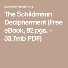 83 best books images on pinterest antique books the temple and the schildmann decipherment free ebook 92 pgs fandeluxe Images