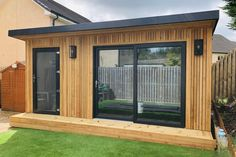 Gallery | Insulated Garden Rooms | Outside In Garden Office Shed, Outdoor Garden Sheds, Garden Cabins, Backyard Office, Backyard Ideas, Summer House Garden, Home And Garden, Summer Houses, Bungalow