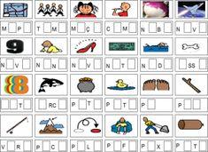 coloca-a-vogal-que-falta-20 Literacy, Calendar, 1, Education, Holiday Decor, Cards, Professor, Letter E Activities, Dyslexia
