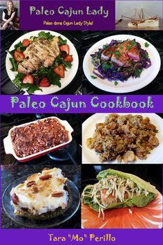 Paleo Cajun Cookbook