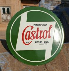 Vintage Garage BP Petrol Motor Service Oil Old Advert 15 Small Metal Tin Sign