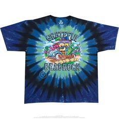 Grateful Dead Tie Dye T Shirt - Shamrock – Blue Mountain Dyes - Free Shipping over $10