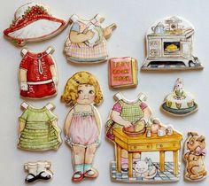 Детские печенья