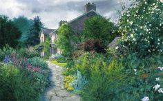 Beatrix Potter Home by Al Rounds