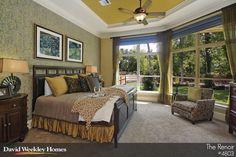 Owner's Retreat, Love the windows