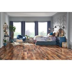 Restoration Oak Laminate Flooring