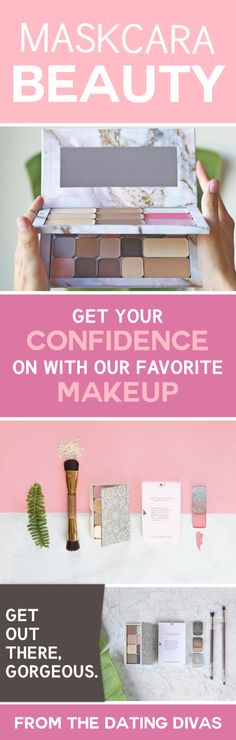 The BEST blush, foundation and eye shadows for quick and easy application! Get your confidence back with our absolute favorite makeup!