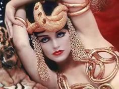 """Marilyn as Theda Bara """"Cleopatra"""", photographed by Richard Avedon, 1958"""