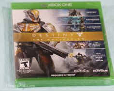 Mommy Katie: Holiday Gift Ideas: Destiny the Collection for XBO...