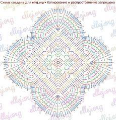 21 best ideas for christmas tree pattern crochet granny squares Crochet Doily Diagram, Crochet Mandala Pattern, Crochet Flower Patterns, Crochet Chart, Thread Crochet, Filet Crochet, Crochet Doilies, Crochet Home, Crochet Granny
