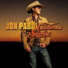 Jon Pardi - California Sunrise on LP June 17 2016