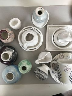 Napkin Rings, Plates, Tableware, Home Decor, Ceramic Workshop, Licence Plates, Dishes, Dinnerware, Griddles