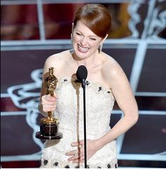 Happy she won!