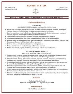 certified paralegal resume sample httpresumesdesigncomcertified paralegal