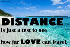 #quote distance and love
