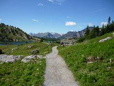 Sunshine Meadows, the number one hike in Canada (Banff National Park), according to Lonely Planet.